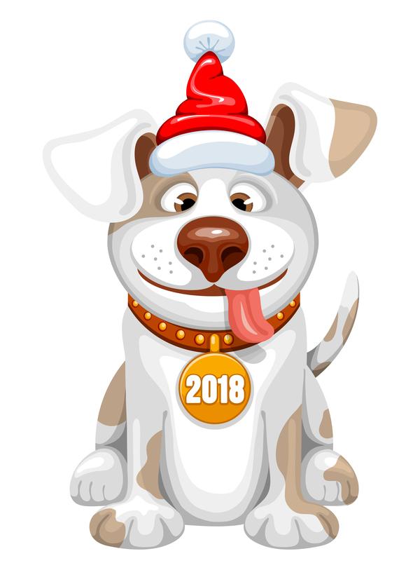 Новогоднее поздравление, 2018 год